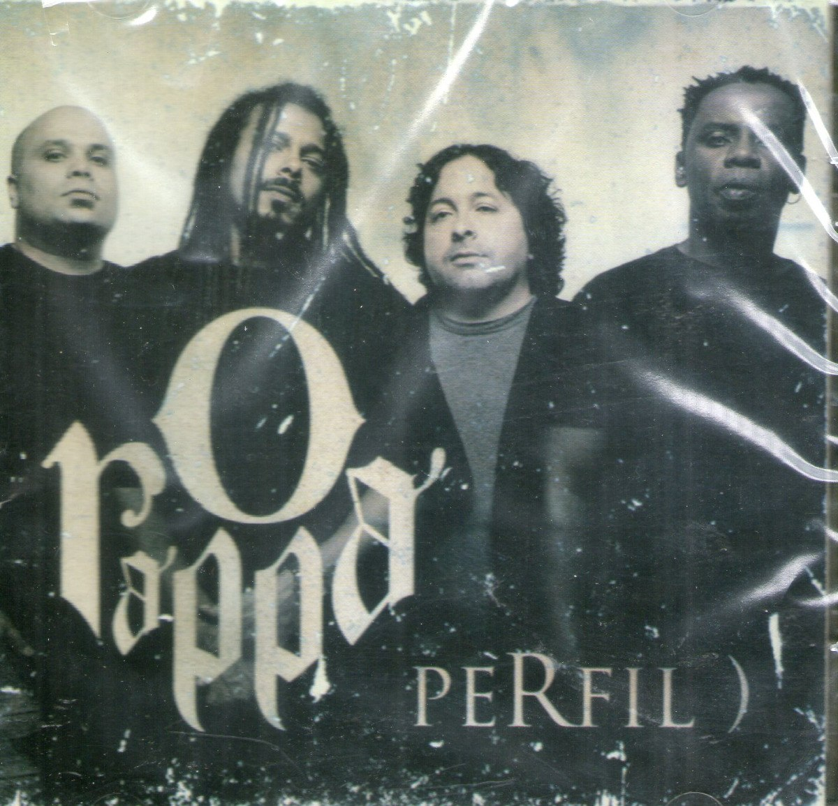 cd do rappa perfil