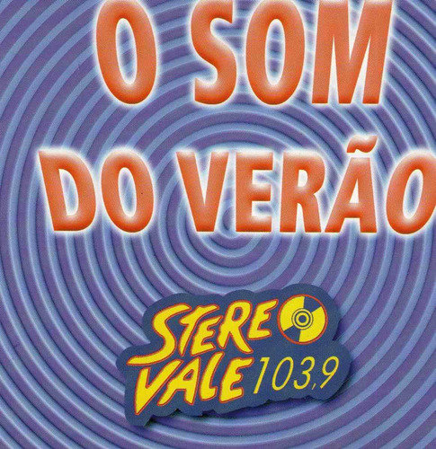 cd o som do verao