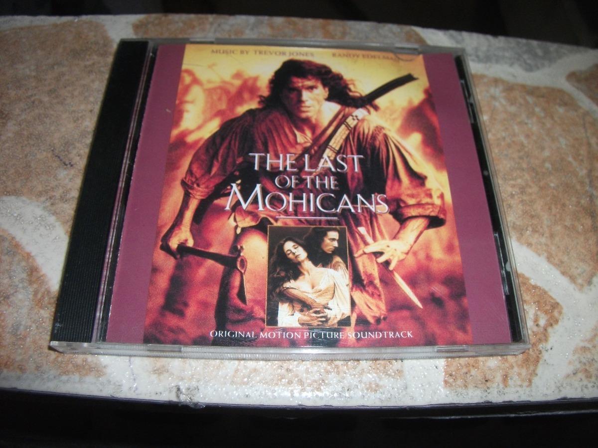 o ultimo dos moicanos trilha sonora