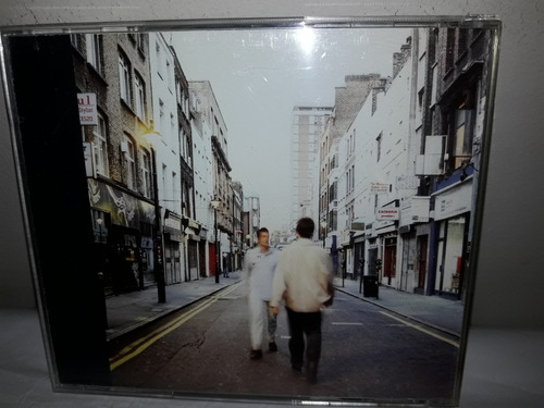 cd oasis (what's the story) morning glory?importado