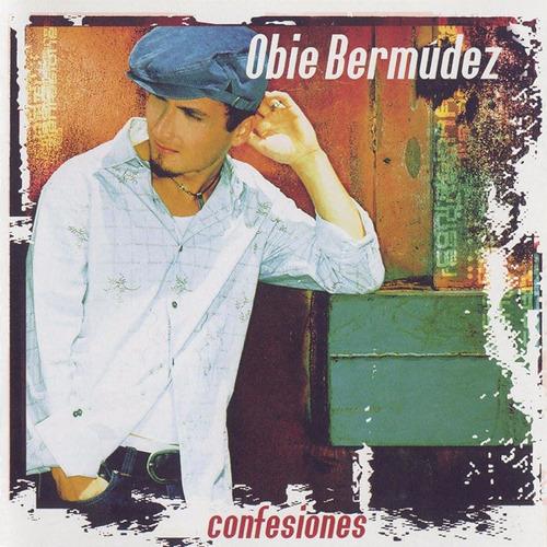 cd - obie bermudez - confesiones