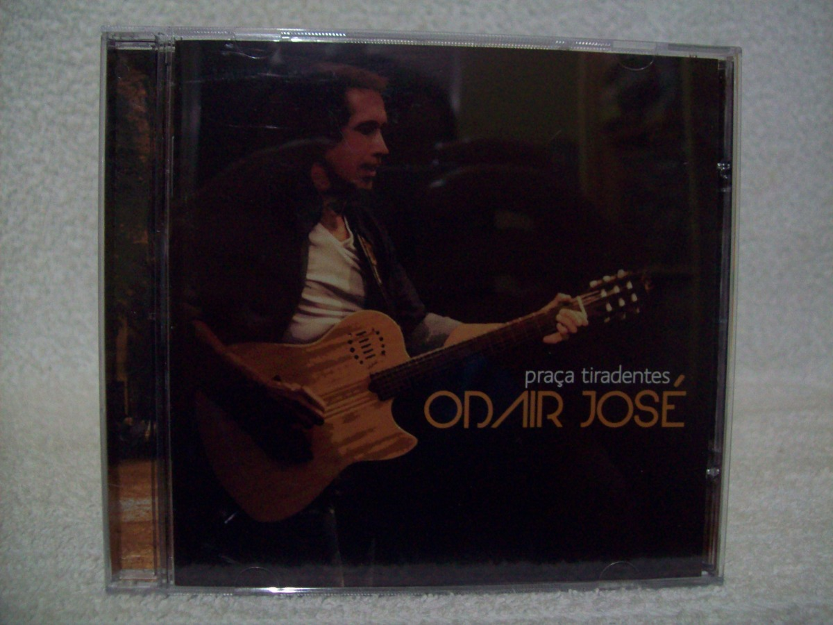 cd odair jose praa tiradentes