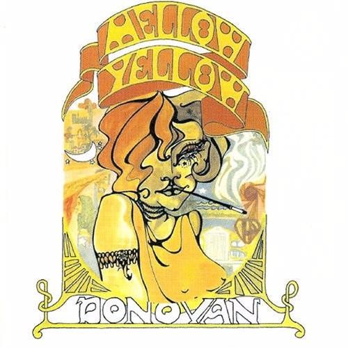 cd - oferta final - donovan - mellow yellow + 10 bonus- 1967