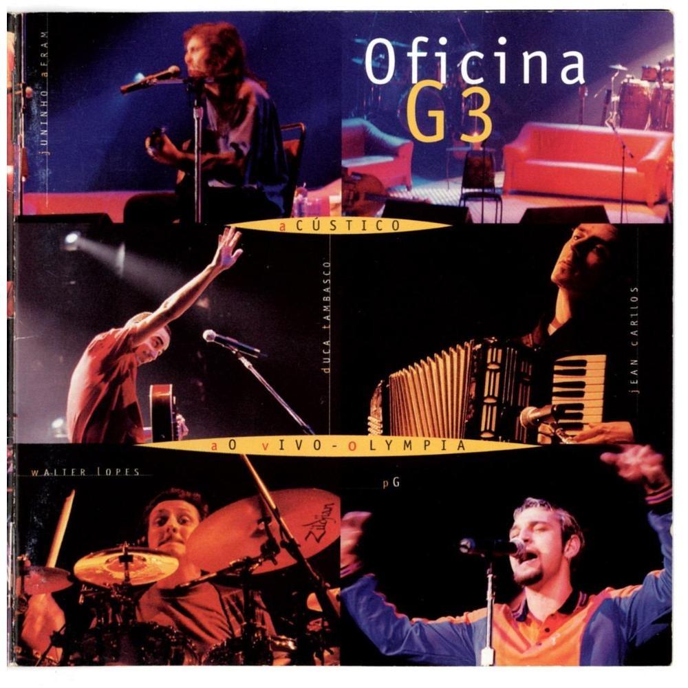 BAIXAR G3 ACUSTICO MP3 CD OFICINA