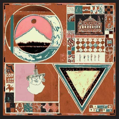 cd : olden yolk - living theatre (cd)