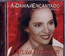 cd olivia byington - a dama do encantado (usado/otimo)