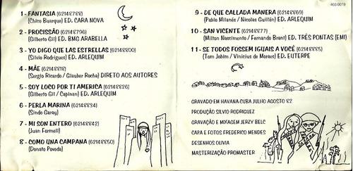 cd olivia byington identidad 1ª ed. (só cd + encarte) cuba