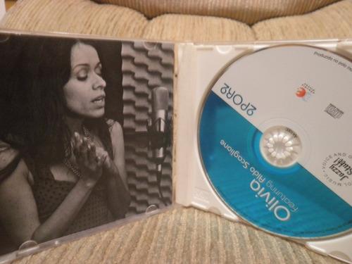cd olivia - featuring aldo scaglione 2por2