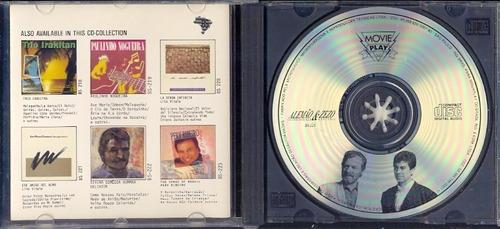 cd olmir stocker (alemão) & zezo ribeiro - brasil geral 1992