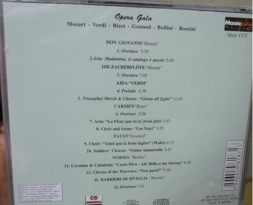 cd  opera gala vol 5  verdi  - novo e lacrado  - b306