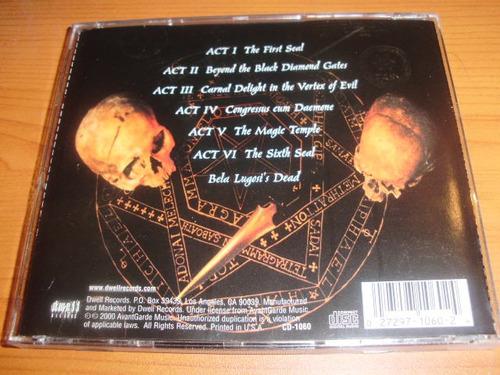 cd opera ix ~ black opera symphoniae mysteriorum in lauden t