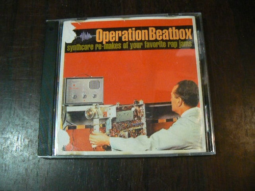 cd operation beatbox synthcore re makes of your favorite rap