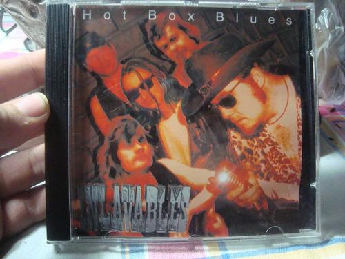 cd orig. hot box blues. inlavables. blus bossa nova. impecab
