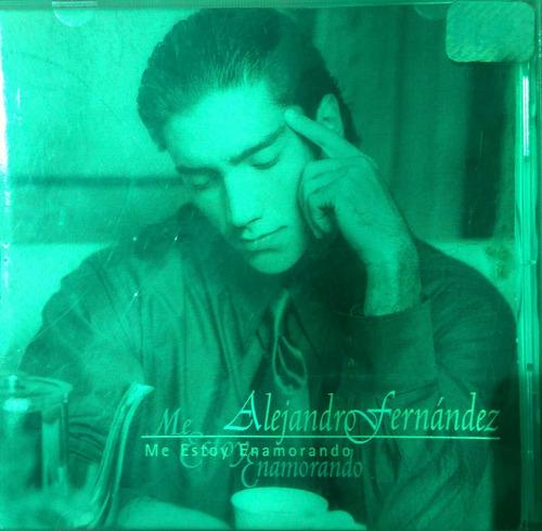 cd original alejandro fernandez me estoy enamorando 5 americ
