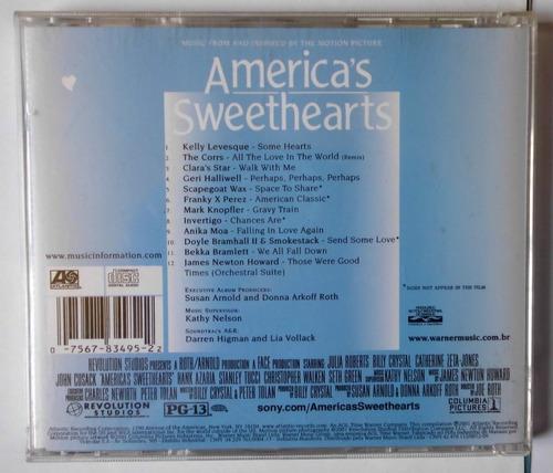 cd original america's sweethearts trilha  sonora