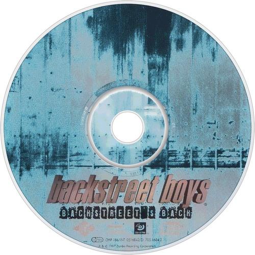 cd original backstreet boys