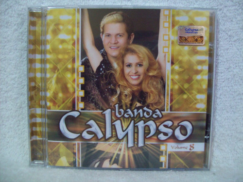 cd original banda calypso- volume 8