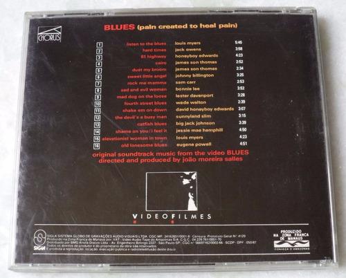 cd original  blues pain created to ...