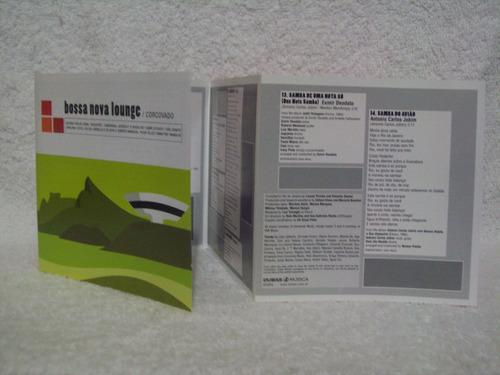 cd original bossa nova lounge- corcovado