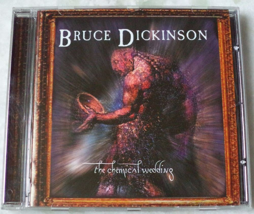 cd original bruce dickinson the chemical wedding