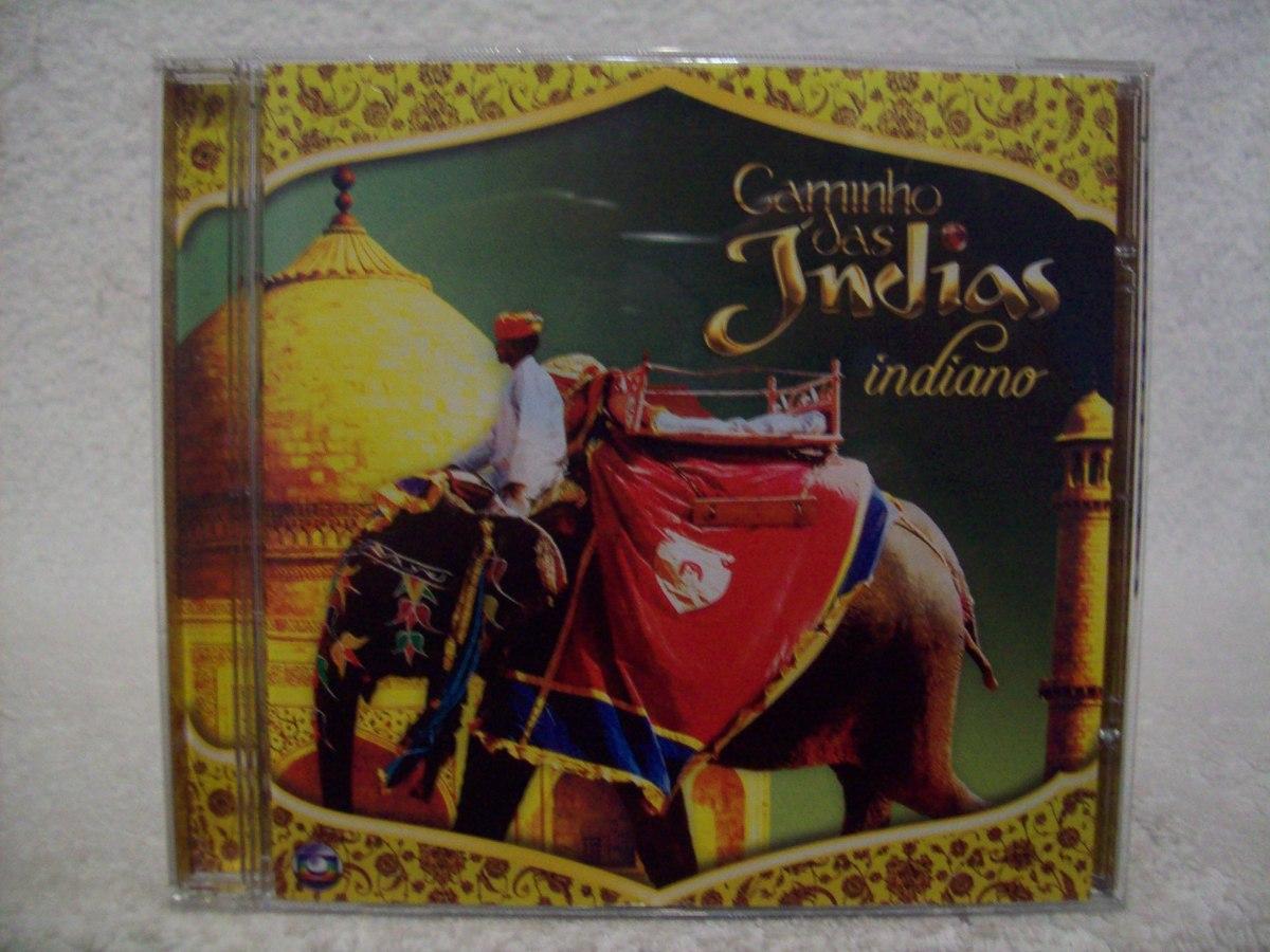cd indiano caminho das indias para