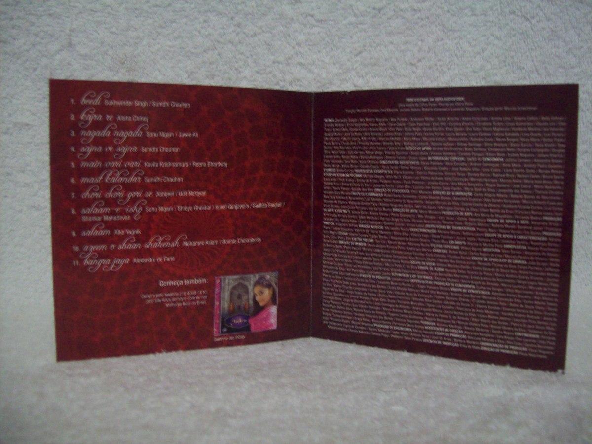caminho das indias cd indiano para