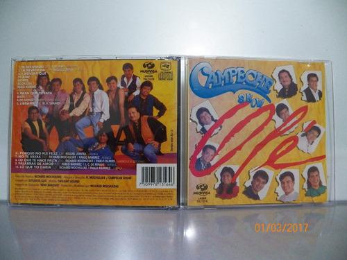 cd original campeche show ole