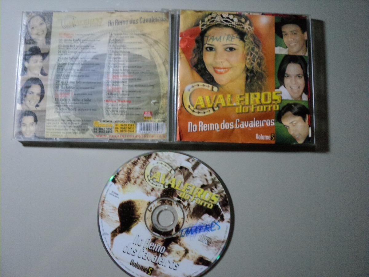 o cd de cavaleiros do forro vol 5