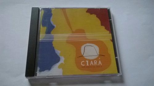 cd original - ciará num baião de viola