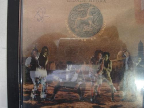 cd original  cidade negra sobre todas a forças