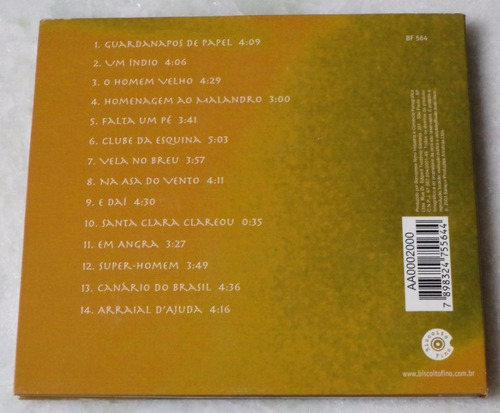 cd original clara sandrini