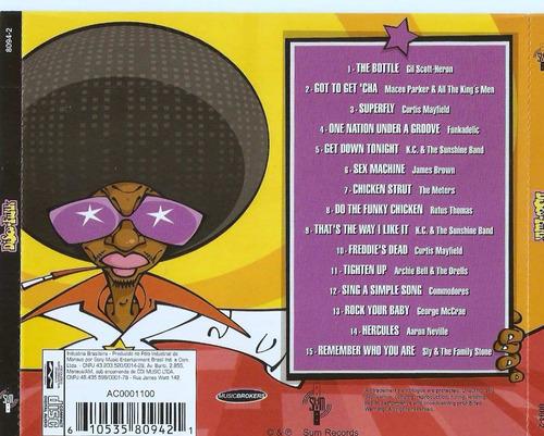cd original  colecion disco funk cuales?