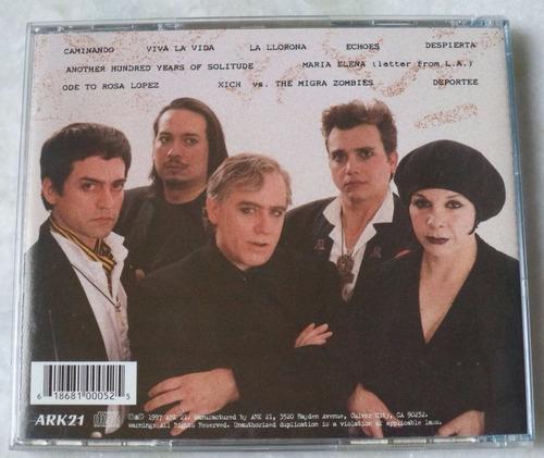 cd original concrete blonde y los illegals