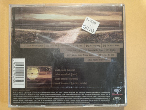 cd original creed - human clay