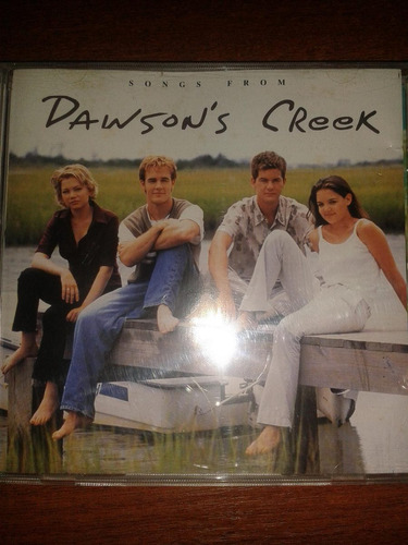 cd original: dawson's creek (banda sonora de la serie de tv)