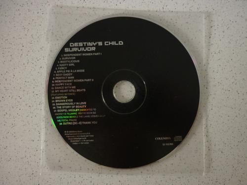 cd original de destiny's child - survivor