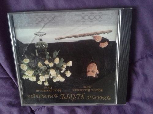 cd original de flauta transversa de michel bellavance