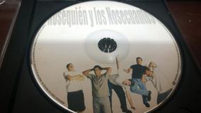 Cd Original De Los Nsq Y Nsc-nadie Nos Quitara Lo Bailado