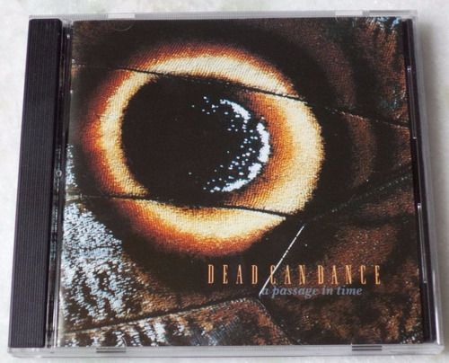 cd original dead can dance a passage in time
