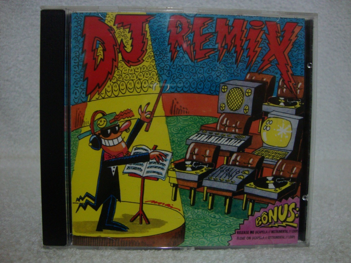 Cd Original Dj Remix