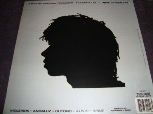 cd original djavan - coisa de acender