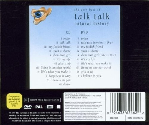 Talk Talk - History Revisited (The Remixes)