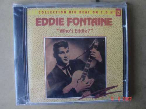 cd original eddie fontaine  who`s eddie ?