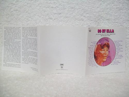 cd original ella fitzgerald- 30 by ella