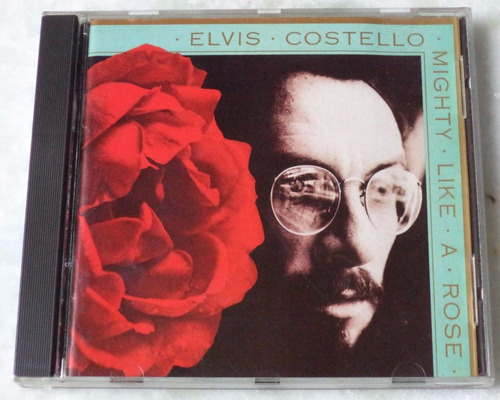 cd original elvis costello mighty like a rose