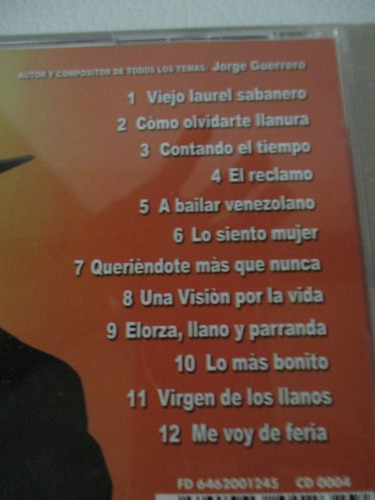 cd original en perfecto estado