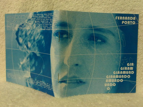 cd original fernanda porto- giramundo