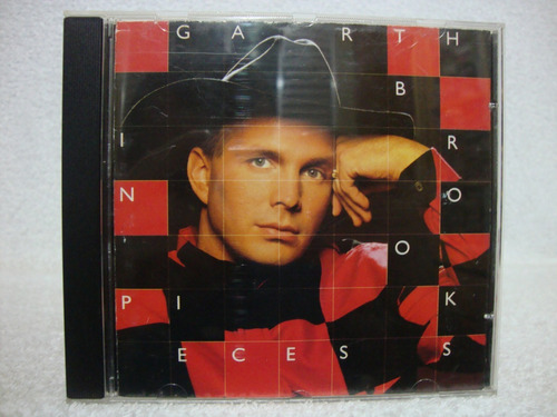 cd original garth brooks- in pieces