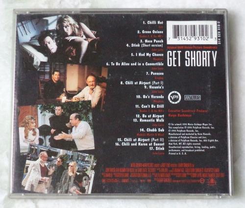 cd original get shorty trilha  sonora
