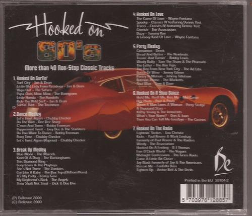 cd original hooked on 60's